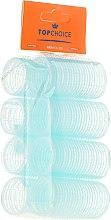 """Парфюмерия и Козметика Ролки за коса """"Велкро"""" с диаметър 28 мм, 8 бр, 0287 - Top Choice"""