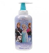 Парфюмерия и Козметика Душ гел за тяло - The Beauty Care Company Disney Frozen Bath & Shower Gel