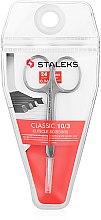 Парфюми, Парфюмерия, козметика Ножички за кожички, 24 мм, SC-10/3 - Staleks Classic 10 Type 3
