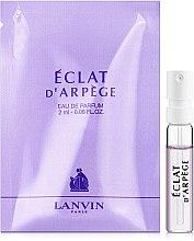 Парфюми, Парфюмерия, козметика Lanvin Eclat D`Arpege - Парфюмна вода (мостра)