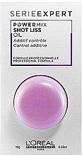 Парфюми, Парфюмерия, козметика Добавка за подобряване на ефекта на маската - L'Oreal Professionnel Serie Expert Powermix Shot Liss Oil