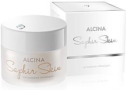 Парфюми, Парфюмерия, козметика Крем за лице - Alcina Saphir Skin Anti-Age