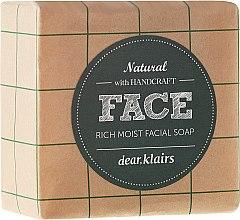 Парфюми, Парфюмерия, козметика Натурален хидратиращ сапун за лице и тяло - Klairs Face Rich Moist Facial Soap