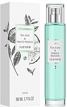 Парфюмерия и Козметика Allvernum Tea Leaf & White Woods - Парфюмна вода