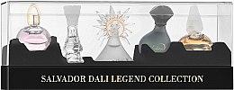 Парфюми, Парфюмерия, козметика Salvador Dali Legend Collection - Комплект парфюмна вода (edt/5ml + edt/8ml + edt/5ml + edt/5ml + edt/5ml)