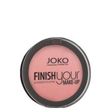 Парфюмерия и Козметика Руж - Joko Finish your Make-up Pressed Blusher