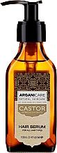 Серум за растеж на косата - Arganicare Castor Oil Hair Serum — снимка N2