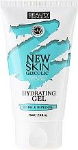 Парфюми, Парфюмерия, козметика Овлажняващ гел за лице - Beauty Formulas New Skin Glycolic Hydrating Gel