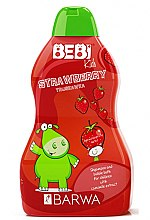 Парфюми, Парфюмерия, козметика Шампоан и пяна за вана 2в1 - Barwa Bebi Kids Shampoo And Bubble Bath