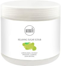Парфюмерия и Козметика Захарен пилинг за тяло - Naturativ Naturativ Relaxing Body Sugar Scrub
