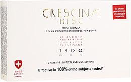 Парфюми, Парфюмерия, козметика Продукт за възстановяване растежа на косата, за мъже 1300 - Labo Crescina Re-Growth Anti-Hair Loss Complete Treatment 1300 Man