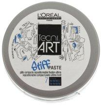 Парфюми, Парфюмерия, козметика Паста за фиксиране на мъжка коса - L'Oreal Professionnel Tecni.art Stiff Paste 7 Force