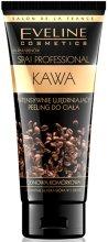Парфюми, Парфюмерия, козметика Интензивен кофеинов скраб за еластина кожа - Eveline Cosmetics Spa Professional