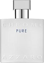 Парфюмерия и Козметика Azzaro Chrome Pure - Тоалетна вода