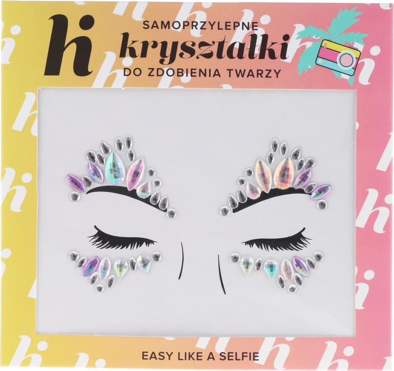 Декоративни кристали за лице - Hi Hybrid 2 — снимка N1