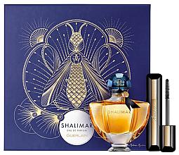 Парфюми, Парфюмерия, козметика Guerlain Shalimar - Комплект (парф. вода/50ml + спирала/8.5ml)