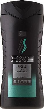"Душ гел ""Аполо"" - Axe Revitalizing Shower Gel Apollo"