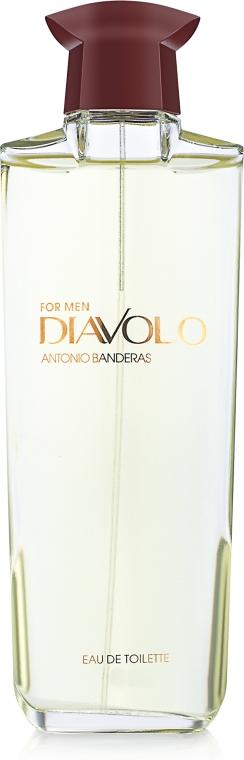 Diavolo Antonio Banderas - Тоалетна вода