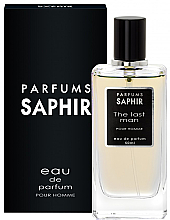 Парфюмерия и Козметика Saphir Parfums The Last Man - Парфюмна вода