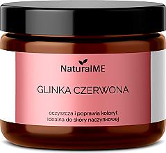 """Парфюми, Парфюмерия, козметика Натурална глина """"Червена"""" - NaturalME"""