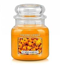Парфюмерия и Козметика Ароматна свещ - Country Candle Pumpkin Harvest