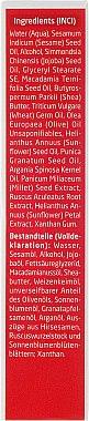 Околоочен лифтинг крем с екстракт от нар - Weleda Granatapfel Straffende Augenpfleg — снимка N3