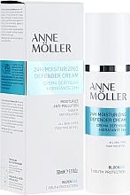 Парфюмерия и Козметика Хидратиращ крем за лице - Anne Moller Blockage 24h Moisturizing Defender Cream