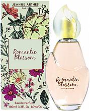 Парфюмерия и Козметика Jeanne Arthes Romantic Blossom - Парфюмна вода