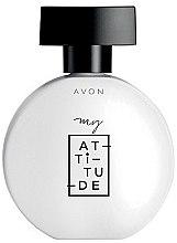 Парфюми, Парфюмерия, козметика Avon My Attitude - Тоалетна вода
