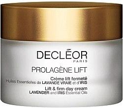 Парфюми, Парфюмерия, козметика Овлажняващ крем за лице - Decleor Prolagene Lift Lift & Firm Day Cream Lavender and Iris