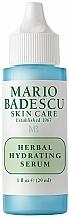 Парфюмерия и Козметика Билков хидратиращ серум за лице - Mario Badescu Herbal Hydrating Serum