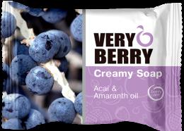 Парфюмерия и Козметика Крем-сапун - Very Berry Acai & Amaranth Oil