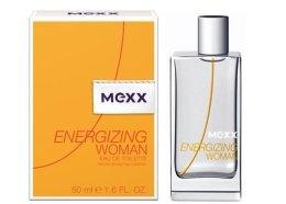 Парфюми, Парфюмерия, козметика Mexx Energizing Woman - Комплект ( edt mini 15ml + sh/g 50ml)