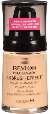 Фон дьо тен - Revlon Photoready Airbrush Effect Foundation