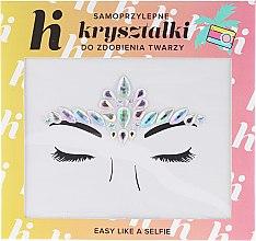Парфюмерия и Козметика Декоративни кристали за лице - Hi Hybrid 1