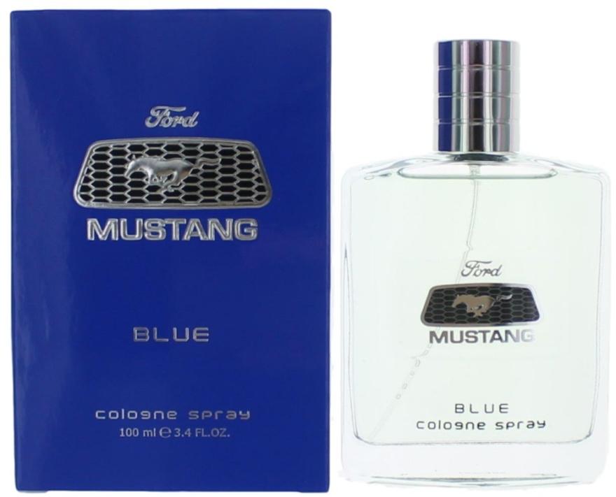 Ford Mustang Blue - Одеколони