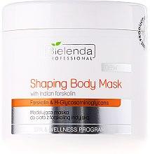 Парфюми, Парфюмерия, козметика Моделираща маска за тяло - Bielenda Professional Spa & Wellness Program Shaping Body Mask