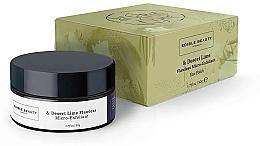 Парфюмерия и Козметика Микроексфолиант за лице - Edible Beauty Desert Lime Flawless Micro Exfoliant