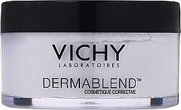 Парфюмерия и Козметика Фиксираща пудра за лице - Vichy Dermablend Setting Powder