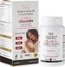 Парфюми, Парфюмерия, козметика Колагенов комплекс грижа за коса, кожа и нокти - Noble Health Premium Wellnes Classa Collagen