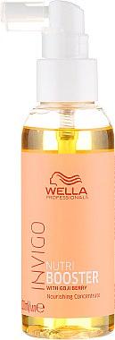 Подхранващ бустер-концетрат за коса - Wella Professionals Invigo Nutri-Enrich Booster — снимка N2