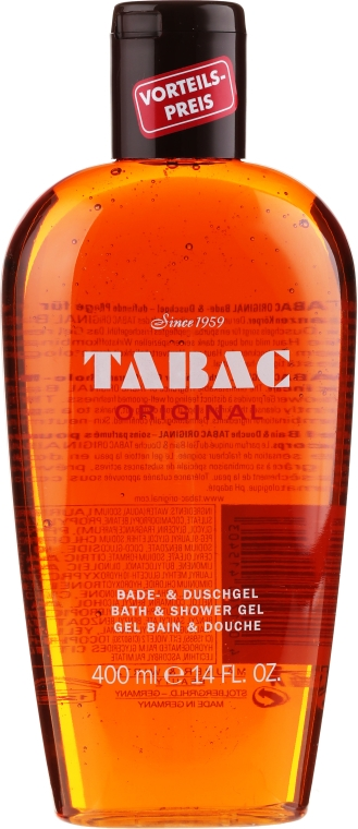 Maurer & Wirtz Tabac Original - Душ гел