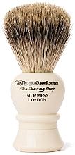 Парфюмерия и Козметика Четка за бръснене, P2234, бежова - Taylor of Old Bond Street Shaving Brush Pure Badger size M