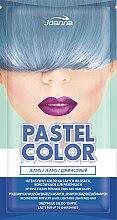 Парфюми, Парфюмерия, козметика Оцветяващ шампоан, пастелни нюанси - Joanna Pastel Color