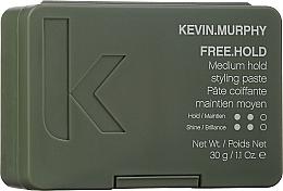 Парфюмерия и Козметика Стилизираща крем-паста за коса със средна фиксация - Kevin.Murphy Free.Hold (мини)