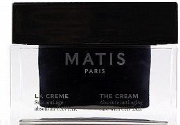 Парфюмерия и Козметика Антистареещ дневен крем за лице - Matis Reponse Caviar The Cream