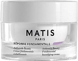 Парфюми, Парфюмерия, козметика Хидратиращ крем за лице с озаряващ ефект  - Matis Reponse Fondamentale Authentik-Beauty