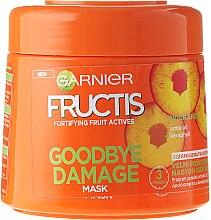 "Парфюмерия и Козметика Маска за коса ""Сбогом увредена коса"" - Garnier Fructis Good Bye Damage Hair Mask"