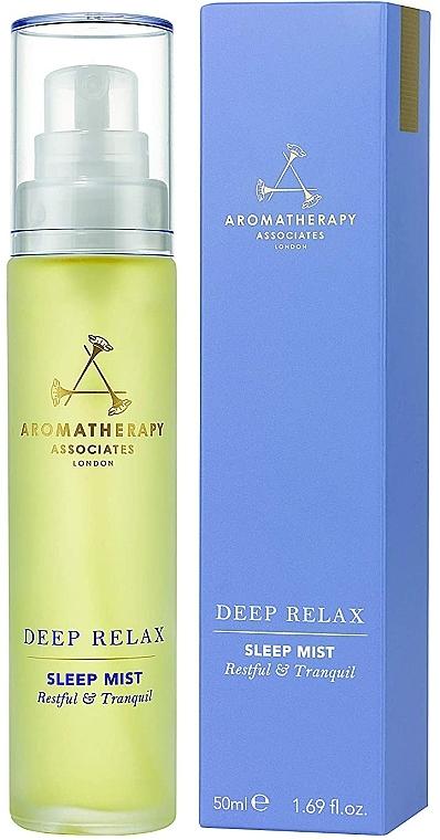 Успокояващ мист за подобряване на съня - Aromatherapy Associates Deep Relax Sleep Mist