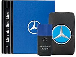 Парфюми, Парфюмерия, козметика Mercedes-Benz Mercedes-Benz Man - Комплект (edt/50ml + deo/75g)